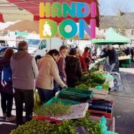 Visuel pour Vente HandiDon sur le marché d'Argentan